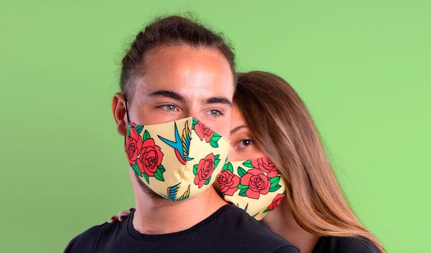 mascarilla homologada reutilidable dabooty ecowear moda sostenible
